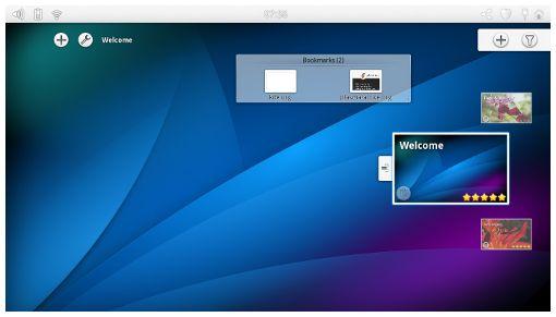 KDE Plasma Active 4