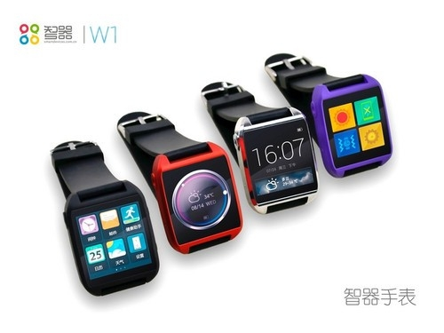 Smart Devices W1 Smartwatch coming this month