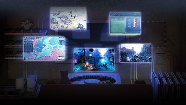 Valve introduces Steam OS: Game-centric ...
