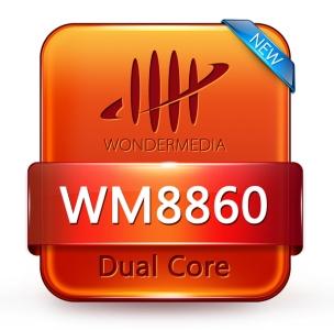VIA WonderMedia WM8860