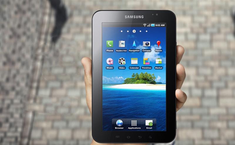 Samsung Galaxy Tab Original