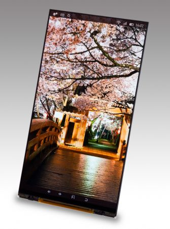 Japan Display 2560 x 1440 pixel smartphone display
