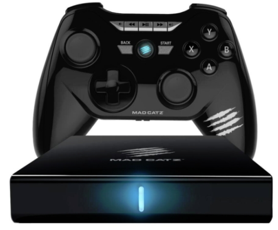 Mad catz 250 game console will also stream pc games to your tv liliputing - How to stream console games ...
