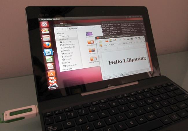 Dell Venue 8 Pro Linux