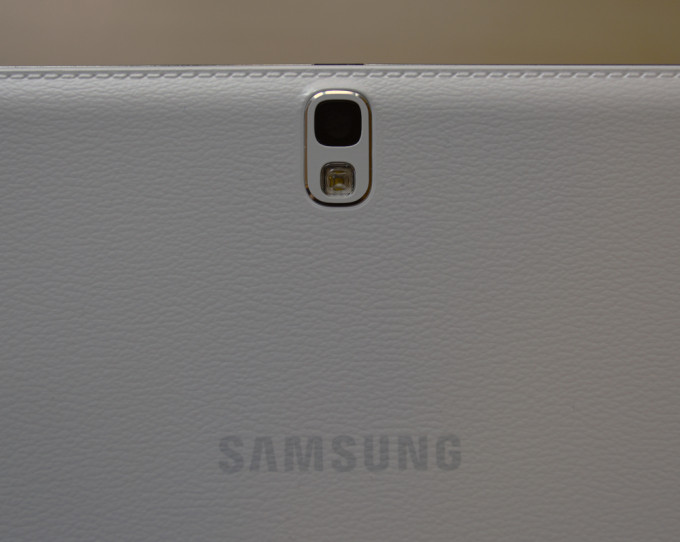 Galaxy Note 10.1 camera