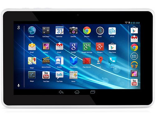 Hp 7 Inch Android Tablet Available For 99 From Walmart