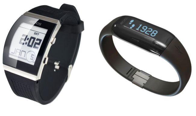 archos smartwatch and archos activity tracker
