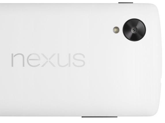 Google Nexus 5 camera