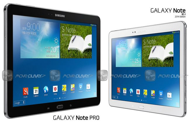 samsung galaxy tab pro models coming in 2014 liliputing. Black Bedroom Furniture Sets. Home Design Ideas