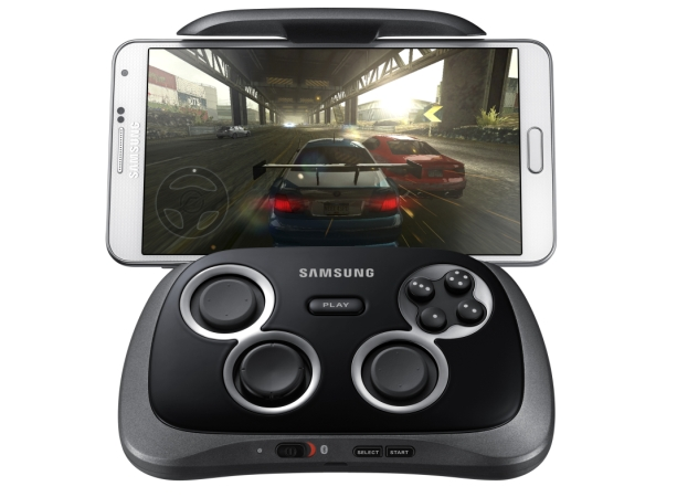Samsung Game Pad Makes Your Smartphone to Your Game Console
