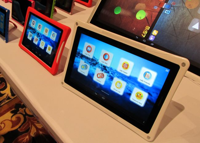 Closer look at Fuhu's DreamTab tablets for kids - Liliputing