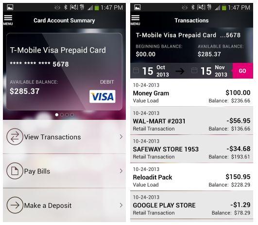 T-Mobile Mobile Money
