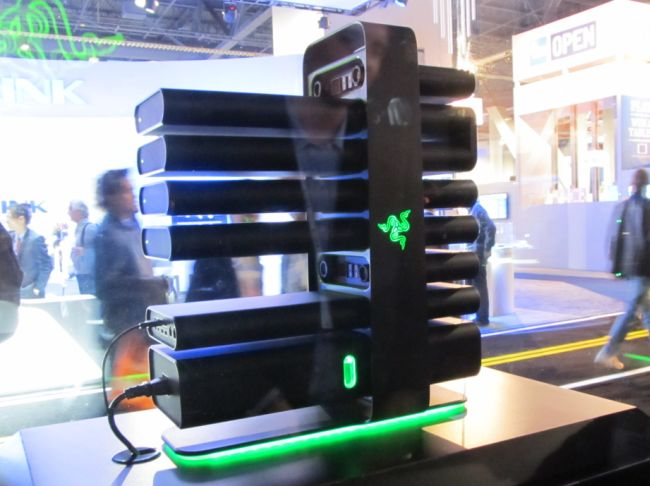 Razer Project Christine Concept Is A Modular Liquid