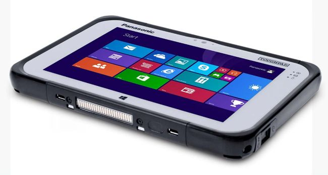 Panasonic Toughpad Fz M1 Is A Rugged 7 Inch Windows
