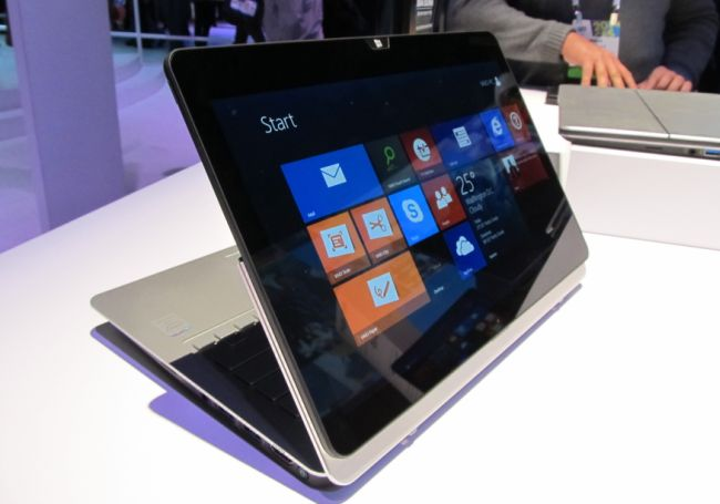 Closer look at the Sony Vaio Fit 11a convertible tablet (and