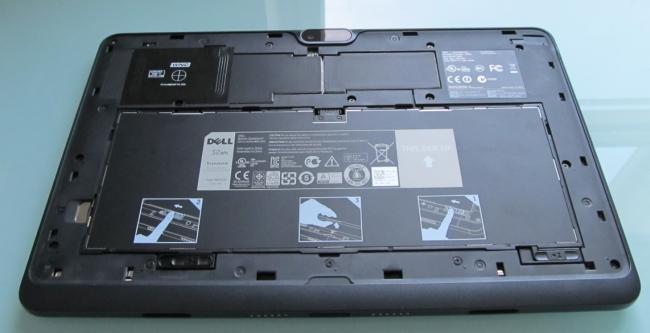 Dell Venue 11 Pro battery