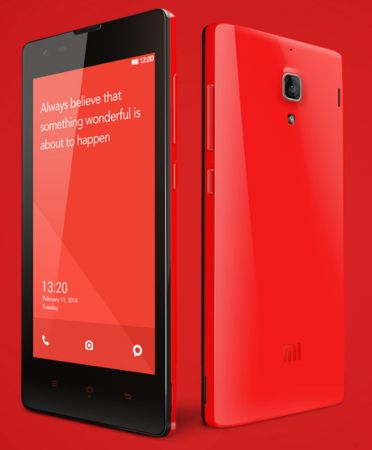 Xiaomi International Redmi Smartphone Heads To Singapore