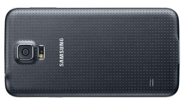 samsung galaxy s5 back