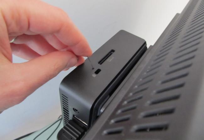 asus chromebox reset button