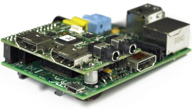 99 Board Adds Hdmi Input To Raspberry Pi Kickstarter