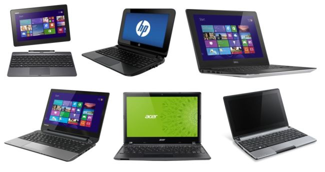 14 tiny Windows laptops for under $400