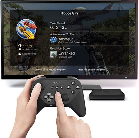 fire tv gaming