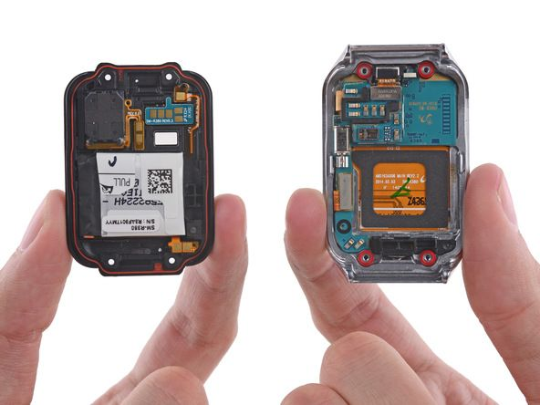 Samsung's new smartwatches powered by Exynos 3250 chip ...