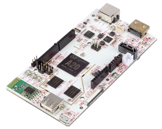 Pcduino3 Is A 77 Android Ubuntu Single Board Pc With