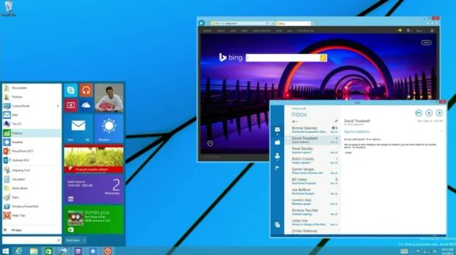 windows 81 start menu