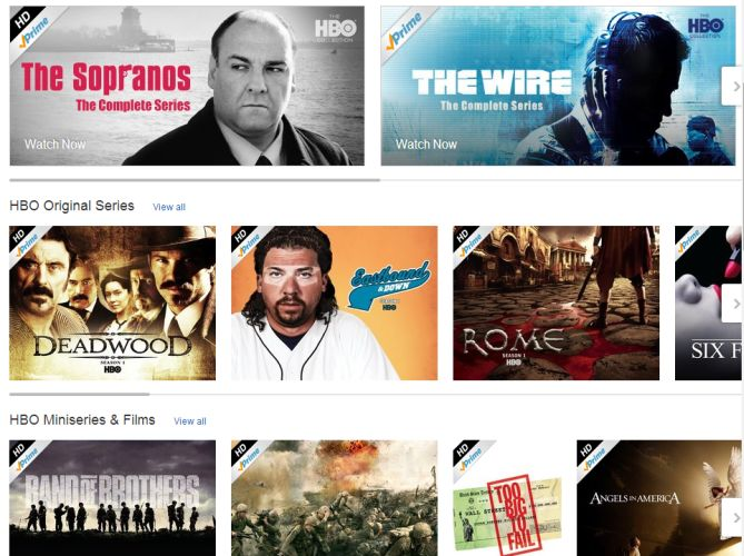 The Wire Netflix Deutschland