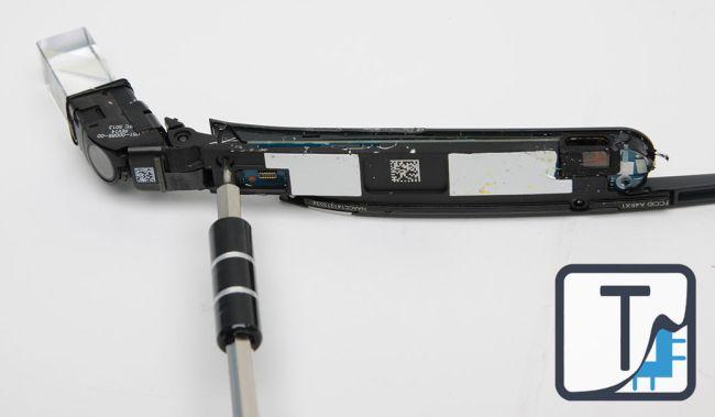 Google Glass teardown (TechInsights)