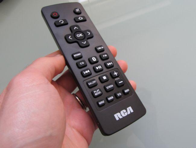 rca remote