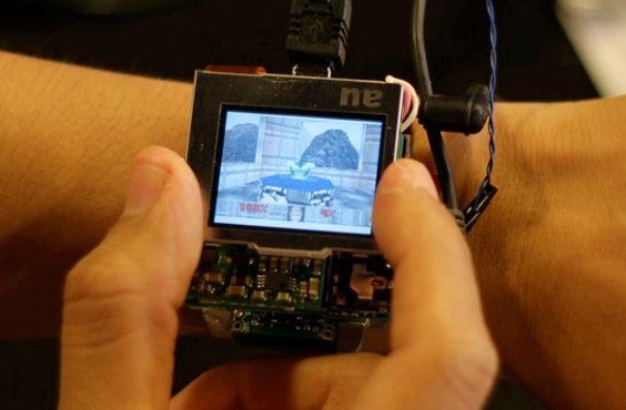 smartwatch doom