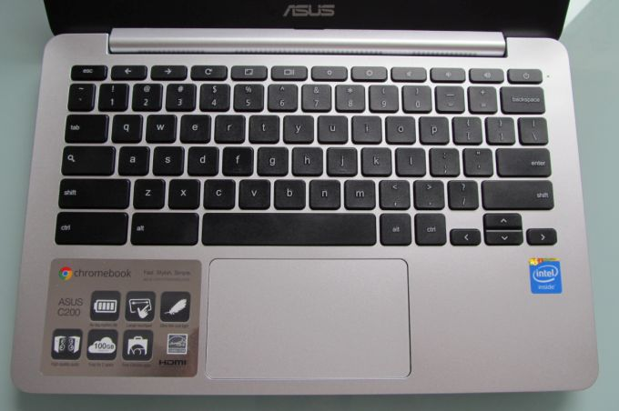 c200 keyboard