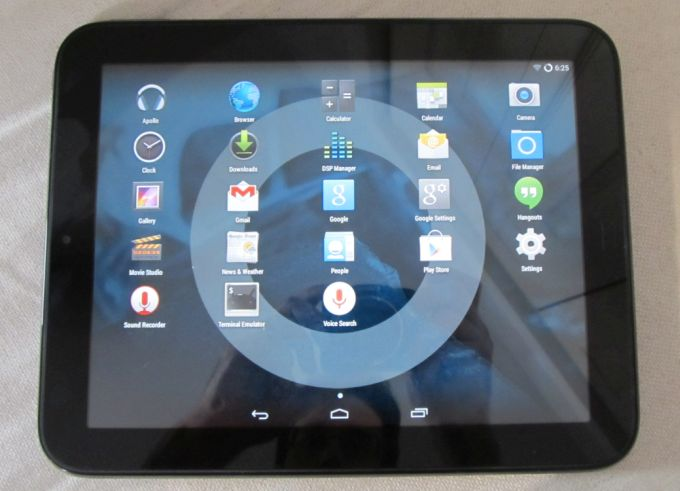 hp touchpad cm11