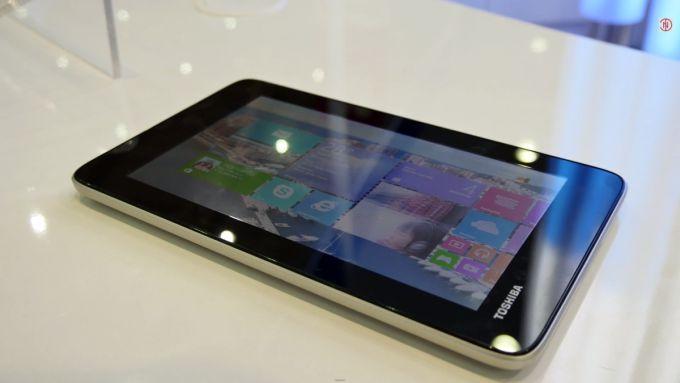 Toshiba Tablet Windows 8.1 7 Inch Windows 8.1 Tablet