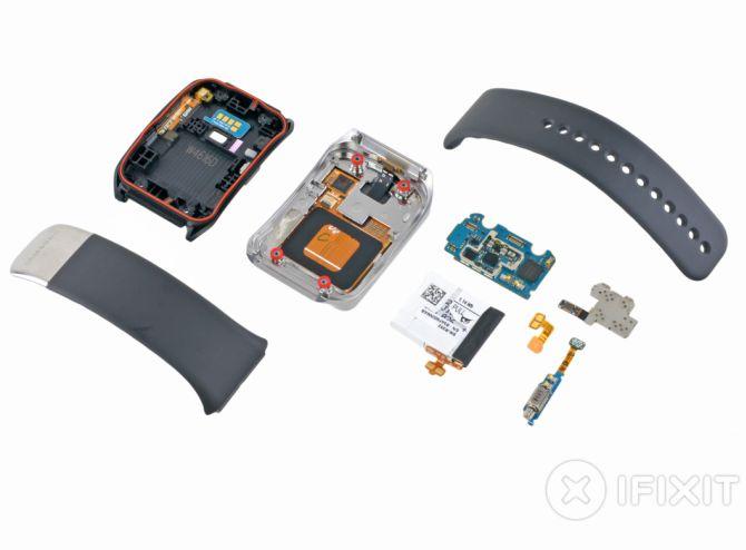 Samsung Gear Live teardown