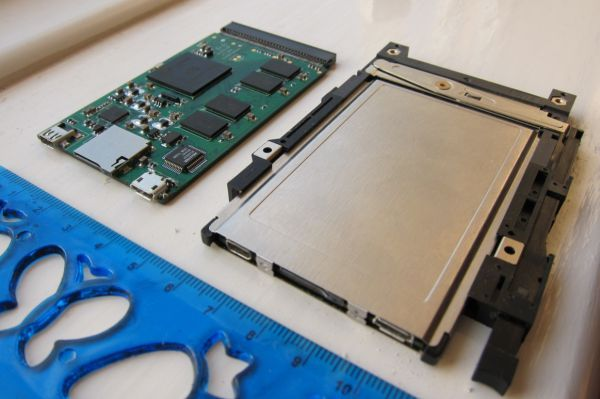 kde tablet