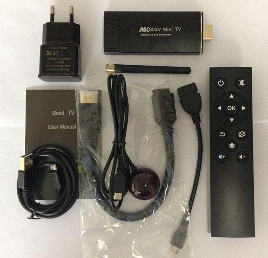 MK903V TV stick is powered by a Rockchip RK3288 processor - Liliputing