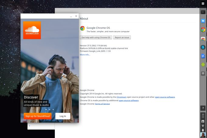 Now you can run most Android apps on a Chromebook (unofficially