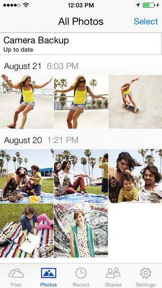 onedrive for ios