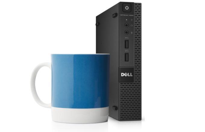 Dell Launches Optiplex Micro Mini Desktops For Enterprise