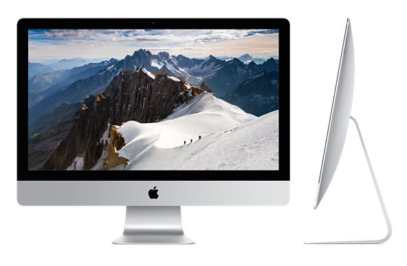 Apple Introduces 27-inch iMac with Retina 5K Display
