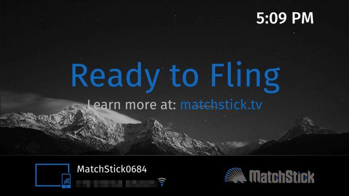 matchstick firmware