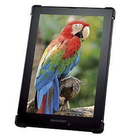 sharp mems-igzo tablet