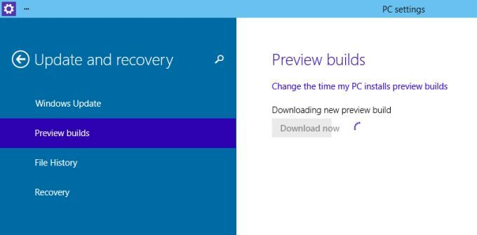 windows 10 preview 2