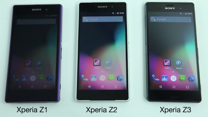 Sony Is Bringing Android 5 0 Aosp On The Xperia Z Family