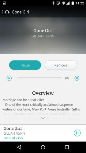 B&N launches NOOK Audiobooks app for Android, offers 2 free