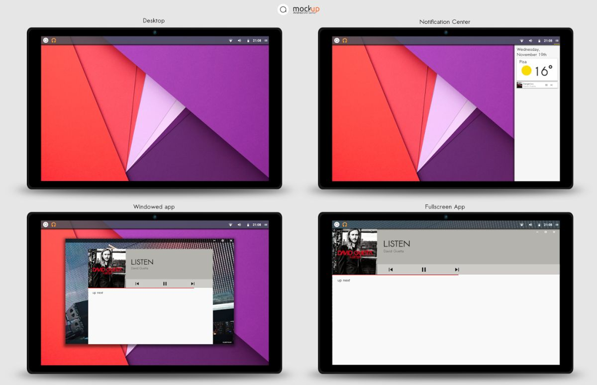 Several Linux distros borrow Google's Material Design ideas - Liliputing