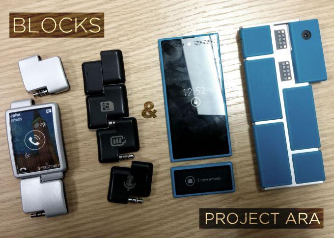 Blocks modular smartwatch might support Project Ara ...